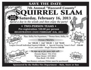 Squirrel Slam