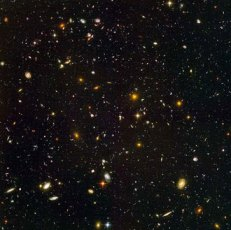 Hubble Deep View of Universe