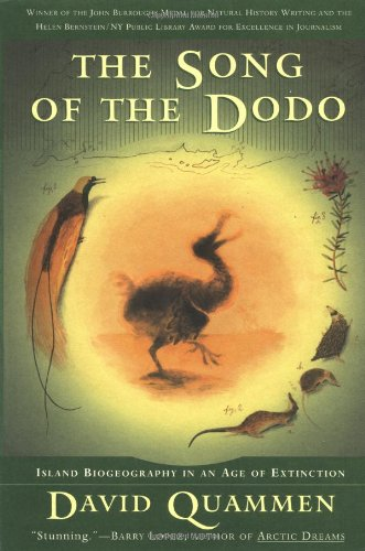 """Song of the Dodo"" Book Cover"