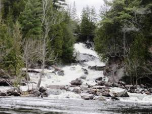Ragged Falls - Oxtongue River
