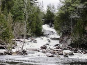 Ragged Falls - Oxtongue River